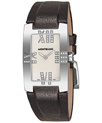 Montblanc Profile Elegance Ladies Watch Model 106490