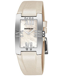 Montblanc Profile Elegance Ladies Watch Model 106491
