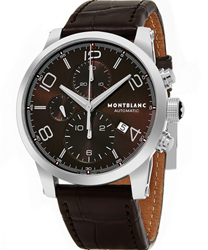 Montblanc Timewalker Men's Watch Model 106503