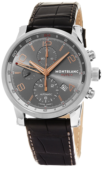 Montblanc Timewalker Men's Watch Model 107063