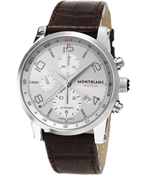 Montblanc Timewalker Men's Watch Model 107065