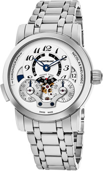 Montblanc Nicolas Rieussec Men's Watch Model: 107068