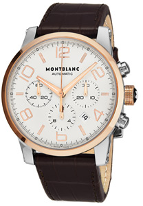 Montblanc Timewalker Men's Watch Model: 107322