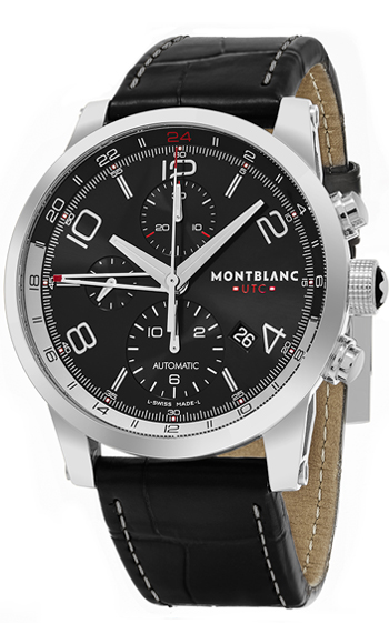 Montblanc Timewalker Men's Watch Model 107336