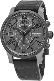 Montblanc Timewalker Men's Watch Model 107338