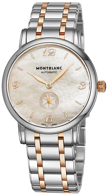 Montblanc Star Clasique Ladies Watch Model 107915