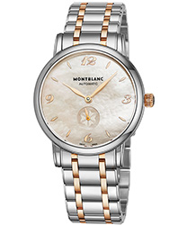 Montblanc Star Clasique Ladies Watch Model: 107915