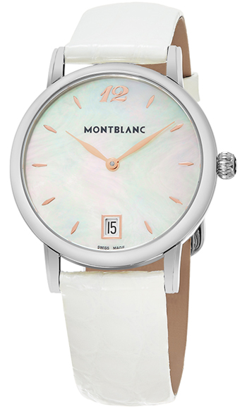 Montblanc Star Ladies Watch Model 108765