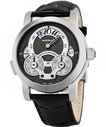 Montblanc Nicolas Rieussec Men's Watch Model 108790