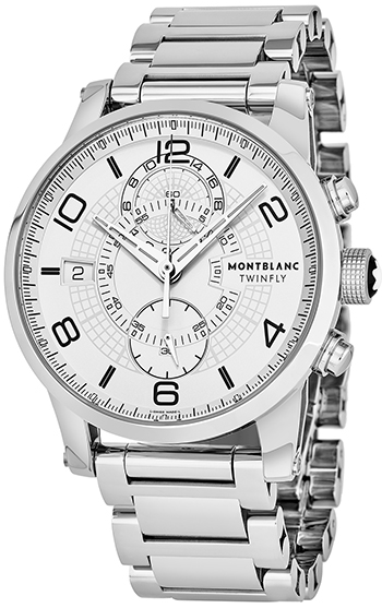 Montblanc Timewalker Men's Watch Model 109133