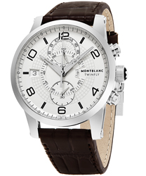 Montblanc Timewalker Men's Watch Model 109134