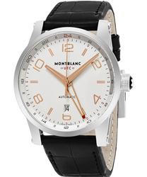 Montblanc Timewalker Men's Watch Model 109136