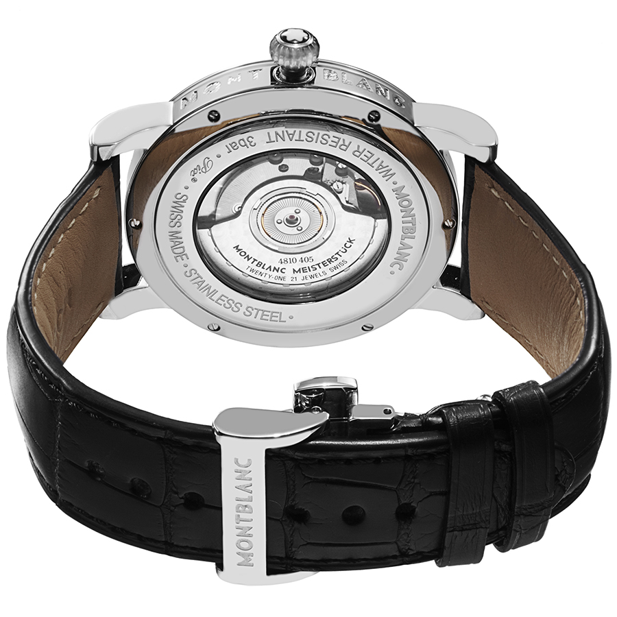 Montblanc Star Men's Watch Model 109285 Thumbnail 2