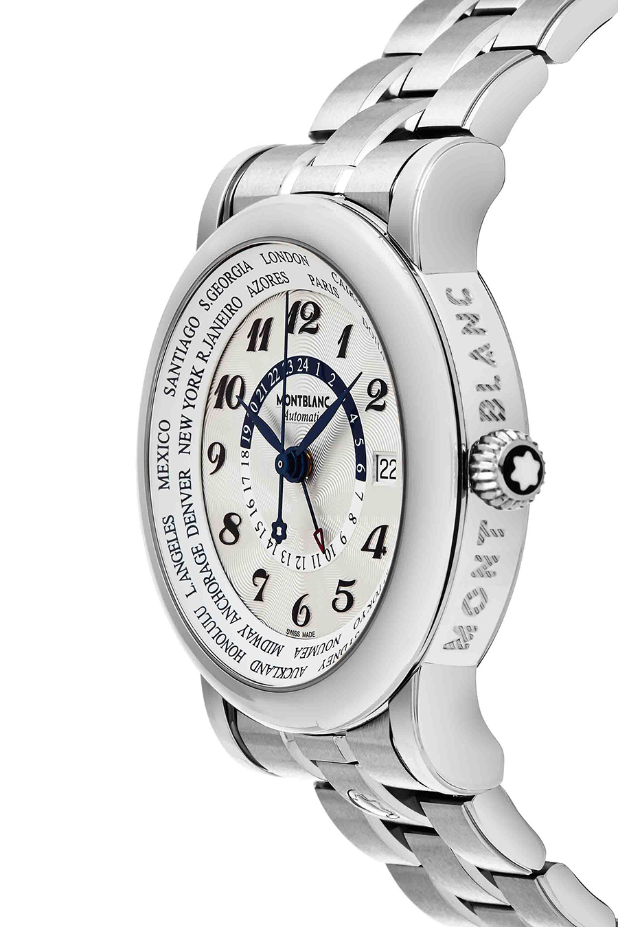 Montblanc Star Men's Watch Model 109286 Thumbnail 2