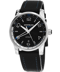 Montblanc Timewalker Men's Watch Model 109334