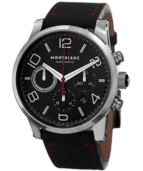 Montblanc Timewalker Men's Watch Model 109345