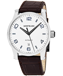 Montblanc Timewalker Men's Watch Model 110338