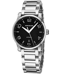 Montblanc Timewalker Men's Watch Model 110339