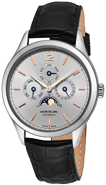 Daily Deal Montblanc Chronometrie Model 112534