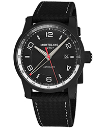 Montblanc Timewalker Men's Watch Model 113876