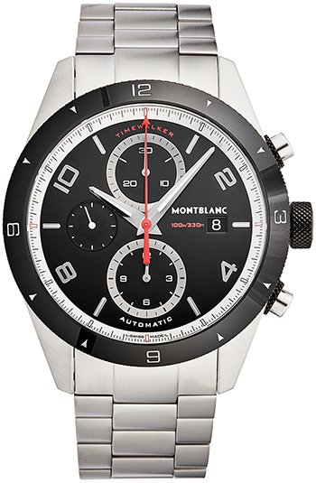 Montblanc Timewalker Men's Watch Model 116097