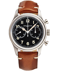 Montblanc 1858 Men's Watch Model 117836