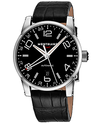 Montblanc Timewalker Men's Watch Model 36065