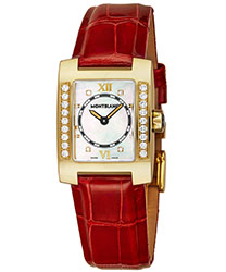 Montblanc Profile Ladies Watch Model: 8560