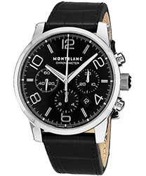 Montblanc Timewalker Men's Watch Model 9670
