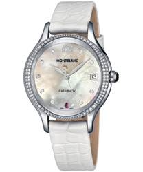 Montblanc Princess Grace De Monaco Ladies Watch Model 109273