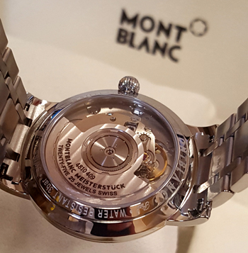 Montblanc Star Clasique Ladies Watch Model 111591 Thumbnail 2