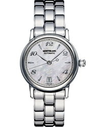Montblanc Star Ladies Watch Model 107117