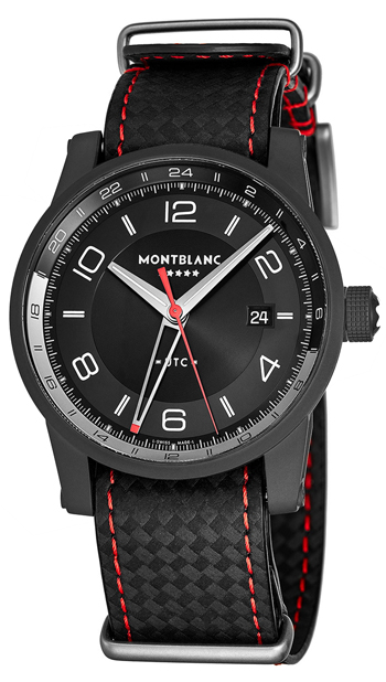 Montblanc Timewalker Men's Watch Model 115360