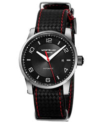 Montblanc Timewalker Men's Watch Model 115361