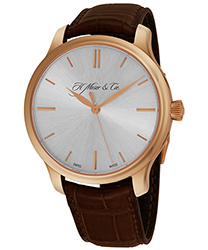 H. Moser & Cie Endeavour Men's Watch Model 1343-0100