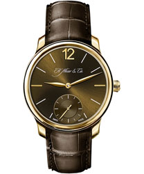 H. Moser & Cie Endeavour Men's Watch Model 321.503-015