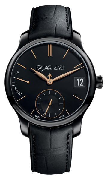 H. Moser & Cie Endeavour Men's Watch Model 341.050-020