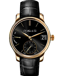 Moser Perpetual 1  Mens Wristwatch