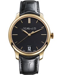 H. Moser & Cie Endeavour Men's Watch Model 342.502-001