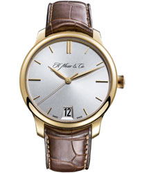 H. Moser & Cie Endeavour Men's Watch Model 342.502-003