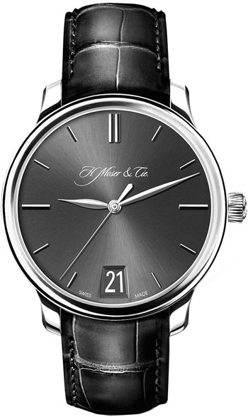 H. Moser & Cie Endeavour Men's Watch Model 342.502-005