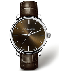 H. Moser & Cie Endeavour Men's Watch Model 343.505-019