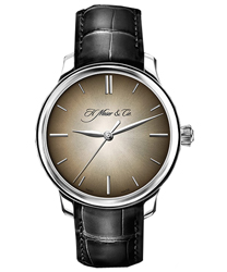 H. Moser & Cie Endeavour Men's Watch Model 343.506-016