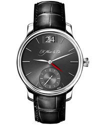 H. Moser & Cie Meridian Men's Watch Model 346.121-024