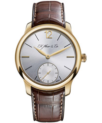 H. Moser & Cie Endeavour Men's Watch Model 1321-0100
