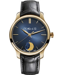 H. Moser & Cie Endeavour Men's Watch Model 1348-0100