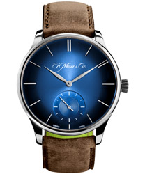 H. Moser & Cie Venturer Small Seconds Men's Watch Model 2327-0203