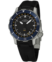 Muhle-Glashutte Seebataillon GMT Men's Watch Model M1-28-62-KB