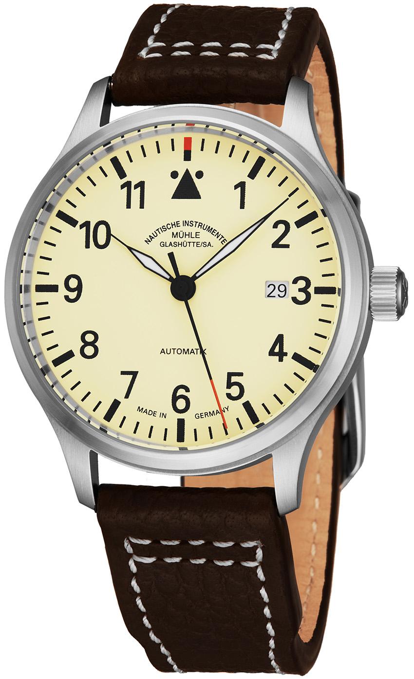 Muhle glashutte terrasport ii men 39 s watch model m1 37 47 lb for Muhle watches