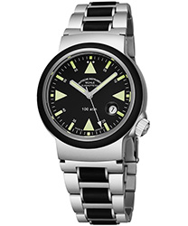 Muhle-Glashutte S.A.R. Rescue Timer Men's Watch Model M1-41-03-MB